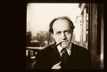 Self-Portrait, Director Cleveland Institute of Music 1922
